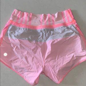 Lululemon women shorts size 2